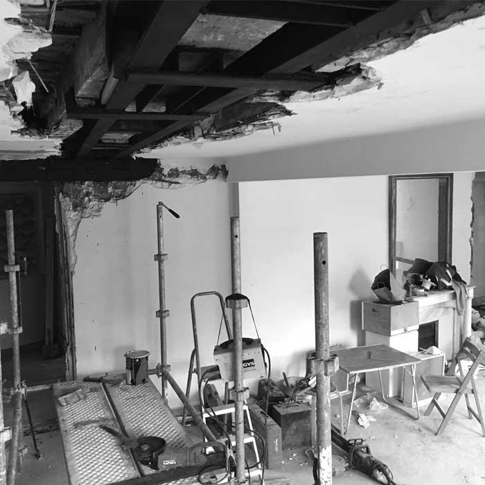 JARDIN DE LUXEMBOURG - Rénovation & Architecture d'intérieur