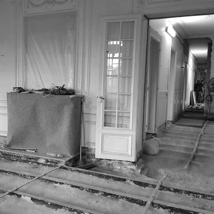 PIERRE 1er DE SERBIE - Rénovation & Architecture d'intérieur