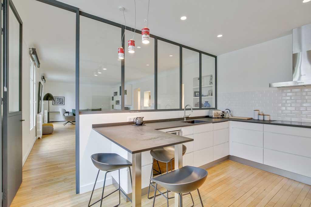 Rénovation et Architecture d'intérieur paris