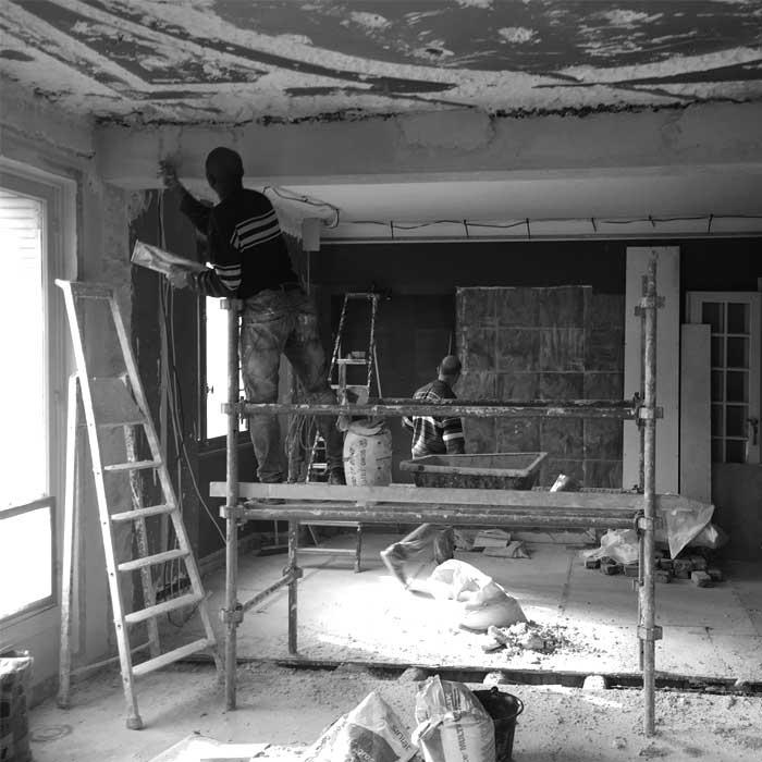 KLEBER - Rénovation & Architecture d'intérieur